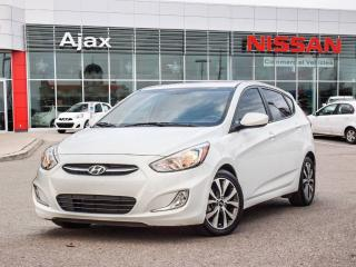 Used 2015 Hyundai Accent 4Dr GLS at Low Kms*Great Shape*Bluetooth for sale in Ajax, ON
