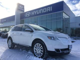 Used 2011 Lincoln MKX Limited - Leather Seats -  Cooled Seats for sale in Brantford, ON