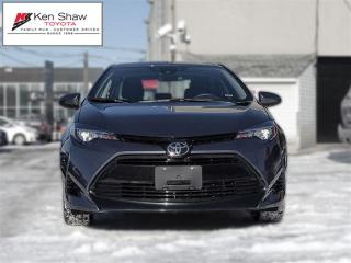 Used 2017 Toyota Corolla LE with heated steering wheel for sale in Toronto, ON