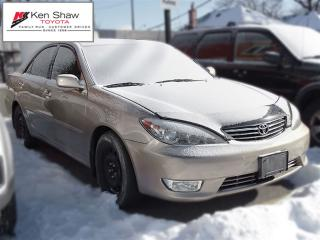 Used 2005 Toyota Camry XLE V6 for sale in Toronto, ON
