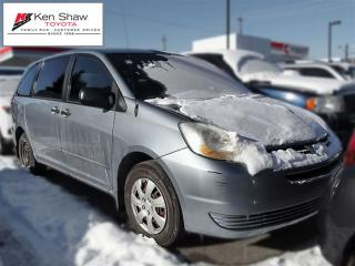 Used 2004 Toyota Sienna CE 7 PASSENGER for sale in Toronto, ON