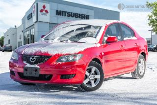 Used 2006 Mazda MAZDA3 CLICK  - > READ & SAVE for sale in Mississauga, ON