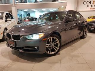 Used 2013 BMW 3 Series I XDRIVE-SPORT-NAVIGATION-CAMERA-ONLY 65KM for sale in York, ON