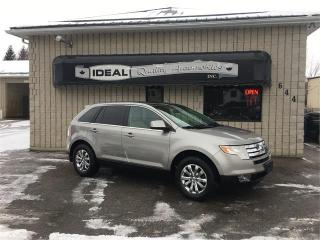 Used 2008 Ford Edge Limited for sale in Mount Brydges, ON