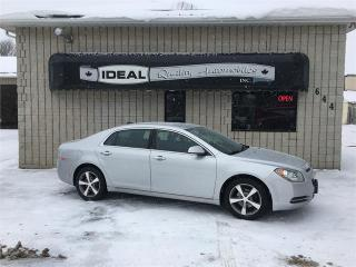 Used 2012 Chevrolet Malibu LT for sale in Mount Brydges, ON
