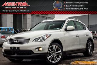 Used 2015 Infiniti QX50 AWD|Prem.,Nav,Tech.Pkgs|Leather|BOSE|Sunroof|19