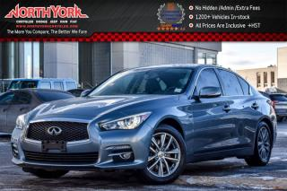 Used 2014 Infiniti Q50 Premium|AWD|Sunroof|Nav.|Bose|HeatSeats|Backup_Cam.|17