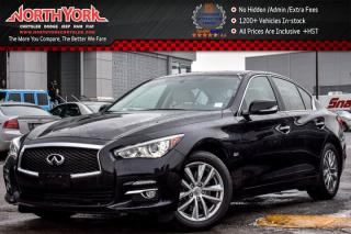 Used 2016 Infiniti Q50 2.0t AWD|Sunroof|BOSE|Heat Frnt.Seats|Keyless_Go|17