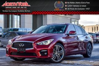 Used 2016 Infiniti Q50 3.0t AWD|Sunroof|Heat.Frnt Seats|Nav|Backup_Cam|19