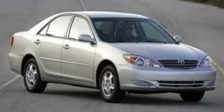 Used 2003 Toyota Camry LE for sale in Thornhill, ON