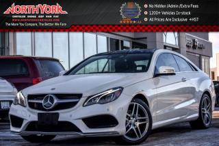 Used 2017 Mercedes-Benz E-Class E 400 4Matic|Sport Pkg|LaneKeep|Pano_Sunroof|18