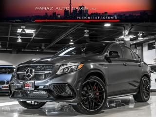 Used 2016 Mercedes-Benz GLE 63 S AMG|COUPE|B&O|DTR+|PRE-SAFE BRAKE|DISTRONIC for sale in North York, ON