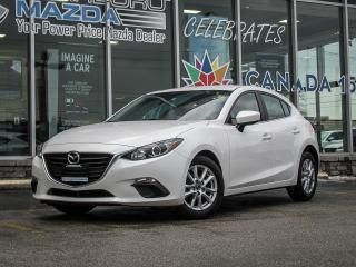 Used 2015 Mazda MAZDA3 GS SKY HEATED SEATS/ BALANCE OF 7 YEARS MAZDA WARRANTY/ 0% FINANCE!!! for sale in Scarborough, ON