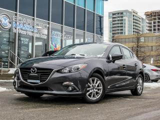 Used 2015 Mazda MAZDA3 GS/ MOON ROOF/ FOG LIGHT/ HEATER SEAT/ REARVIEW CAMERA/ BALANCE OF 7 YEAR MAZDA WARRANTY/ FINANCE @0%!!! for sale in Scarborough, ON