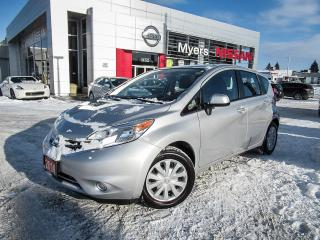Used 2014 Nissan Versa SV, BACK UP CAMERA, A/C, HEATED MIRRORS for sale in Orleans, ON