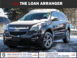 Used 2014 Chevrolet Equinox LT for sale in Barrie, ON