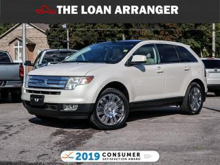 Used 2008 Ford Edge for sale in Barrie, ON