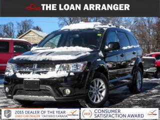 Used 2016 Dodge Journey SXT for sale in Barrie, ON