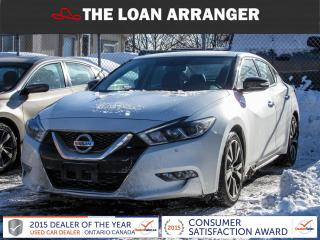 Used 2017 Nissan Maxima for sale in Barrie, ON
