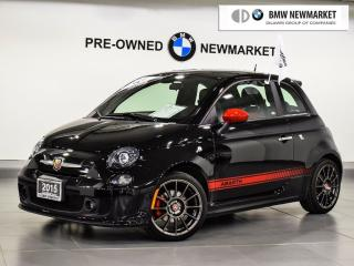 Used 2015 Fiat 500 Hatchback Abarth for sale in Newmarket, ON