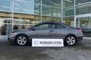 Used 2010 Honda Civic Coupe LX SR at Winter Tire Set! Sunroof! for sale in Vancouver, BC