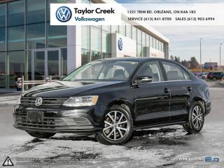 Used 2016 Volkswagen Jetta Comfortline 1.4T 6sp at w/Tip (Prod End 11.2015) for sale in Orleans, ON
