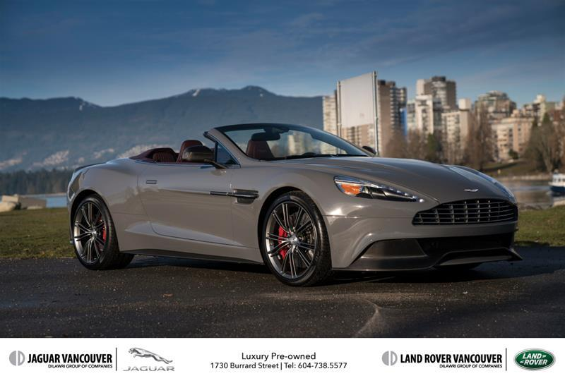 Used 2014 Aston Martin Vanquish Volante Touchtronic SALE ON NOW! for