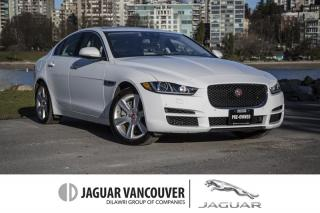 Used 2018 Jaguar XE 25t 2.0L AWD Prestige (2) *Certified Pre-Owned! for sale in Vancouver, BC