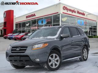 Used 2009 Hyundai Santa Fe LIMITED for sale in Guelph, ON