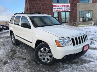 Used 2008 Jeep Grand Cherokee Laredo Diesel 4X4 for sale in Etobicoke, ON