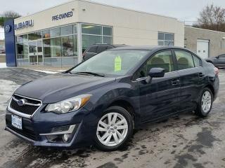 Used 2015 Subaru Impreza 2.0i w/Touring Pkg for sale in Kitchener, ON