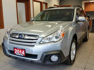 Used 2014 Subaru Outback 3.6R w/Limited Pkg for sale in Kitchener, ON
