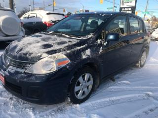 Used 2007 Nissan Versa 1.8 SL l Carproof Clean l Automatic for sale in Waterloo, ON