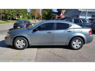 Used 2010 Dodge Avenger Grey for sale in Mississauga, ON