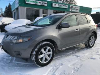 Used 2010 Nissan Murano SL l AWD l Pano Roof l Leather for sale in Waterloo, ON