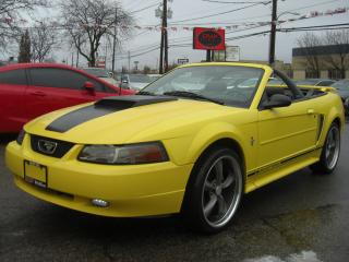 Used 2001 Ford Mustang Convertible for sale in London, ON