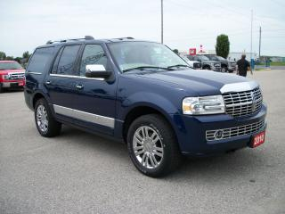 Used 2010 Lincoln Navigator ULTIMATE for sale in Stratford, ON