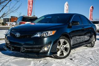 Used 2014 Toyota Camry V6 SE MAG SUNROOF GPS for sale in Gatineau, QC