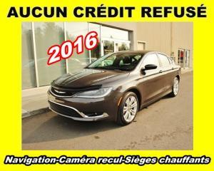 Used 2016 Chrysler 200 Ltd Navigation for sale in Saint-jerome, QC