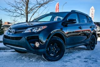 Used 2014 Toyota RAV4 4X4, LIMITED, GPS, LEATHER, SUNROOF, MAG for sale in Gatineau, QC