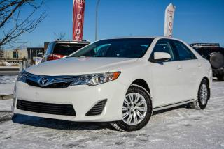 Used 2014 Toyota Camry LE, BACK CAMERA, POWER GROUP for sale in Gatineau, QC