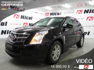 Used 2011 Cadillac SRX Awd Awd - Luxueux for sale in La Sarre, QC
