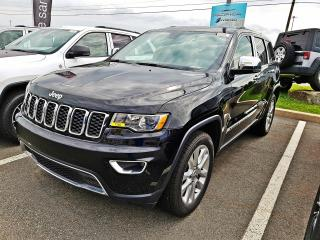 Used 2017 Jeep Grand Cherokee Limited Black Knight 4x4 / Prix jamais v for sale in Mirabel, QC