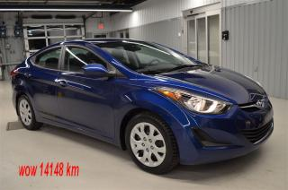 Used 2015 Hyundai Elantra Gl Bluetooth Sieges for sale in Chambly, QC