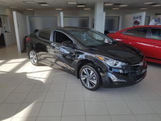 Used 2016 Hyundai Elantra GLS for sale in Chambly, QC