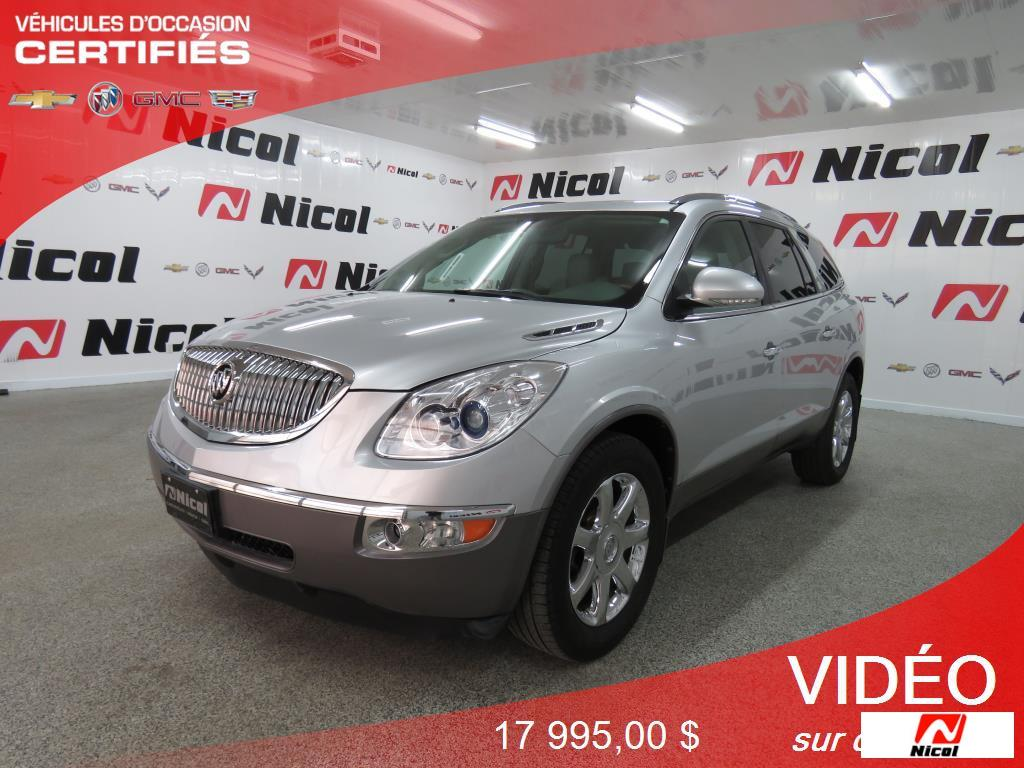 2010 Buick Enclave For Sale >> Used 2010 Buick Enclave Awd For Sale In La Sarre Quebec Carpages Ca