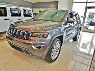 Used 2017 Jeep Grand Cherokee Limited Luxury 20 PO Nav 4x4 / Prix jama for sale in Mirabel, QC