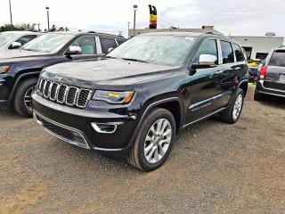 Used 2017 Jeep Grand Cherokee Limited Luxury 20 PO Edition 4x4 / Prix for sale in Mirabel, QC