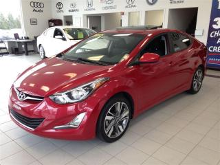 Used 2015 Hyundai Elantra Gls 1 Proprio for sale in Sherbrooke, QC