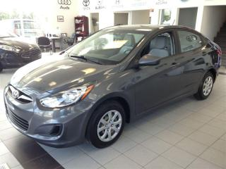 Used 2012 Hyundai Accent L Mp3 Aux Cd for sale in Sherbrooke, QC